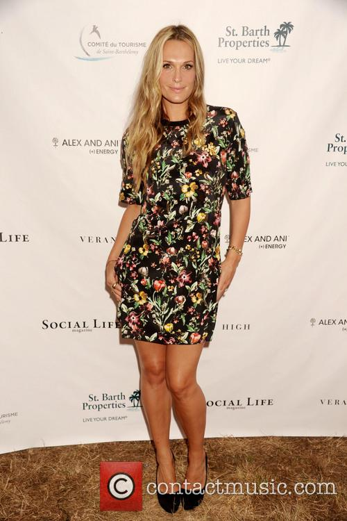 Molly Sims hosts the 2nd.Annual St.Barth Hampton Gala...