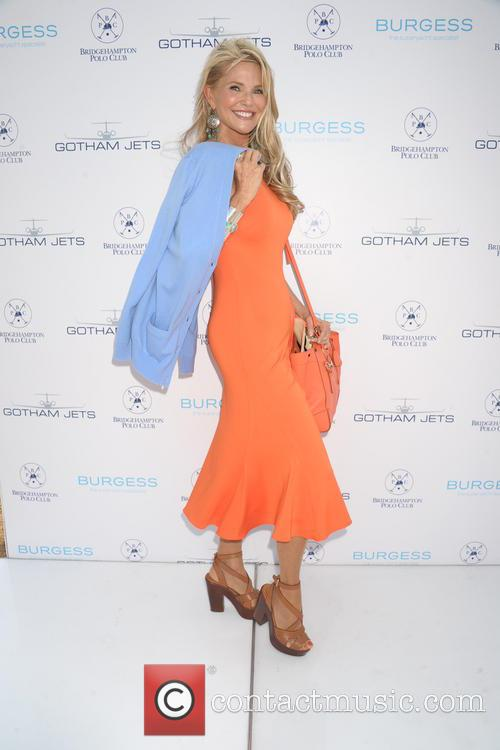 christie brinkley bridgehampton polo club 17th season 3775959