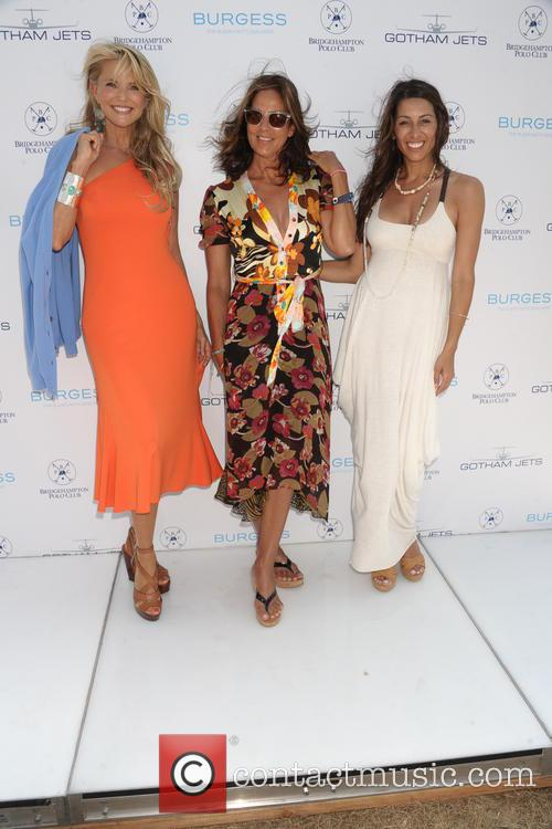 Christie Brinkley, Kelly Klein and And Shamin Abas 5