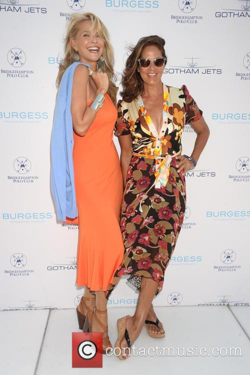 Christie Brinkley and Kelly Klein 9