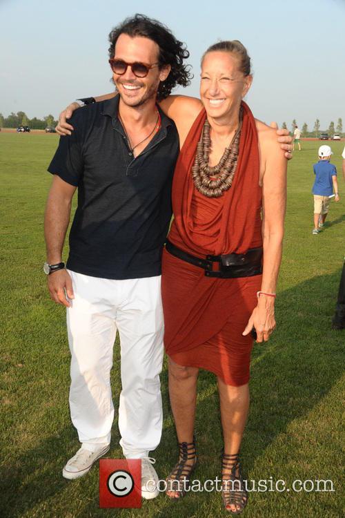 Gianpaolo De Felice and Donna Karan 6
