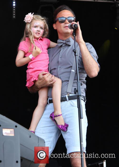 Gareth Gates and Missy Gates 5
