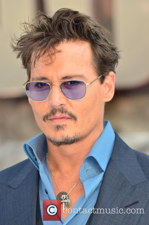 Johnny Depp, The Lone Ranger Premiere