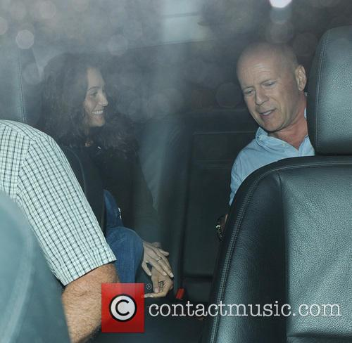 Bruce Willis and Emma Heming 5