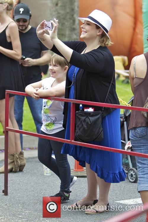Carnie Wilson and Daughter 3