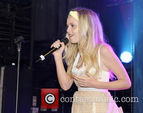 Diana Vickers performs at G-A-Y