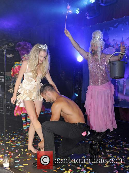 Diana Vickers and Prince Charming 7