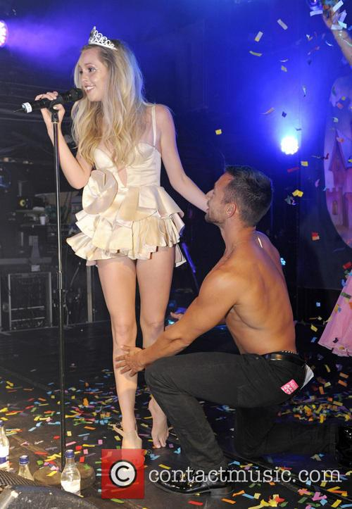 Diana Vickers and Prince Charming 1