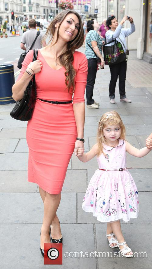 Celebrities attend Hamleys Tickety Toc Launch Party