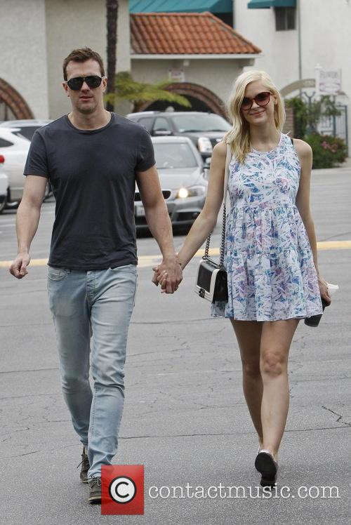 Jaime King and Kyle Newman 6