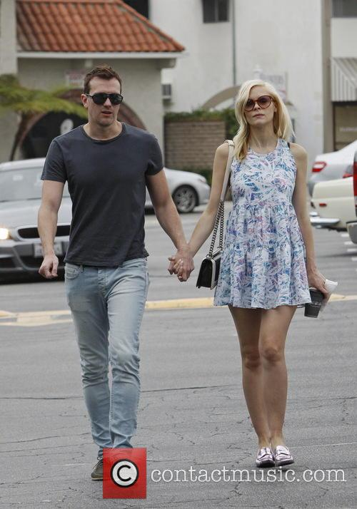 Jaime King and Kyle Newman 8