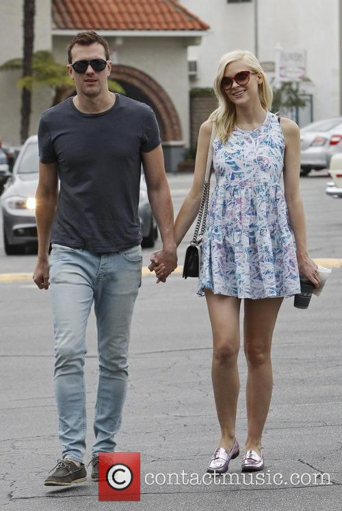 Jaime King and Kyle Newman 9