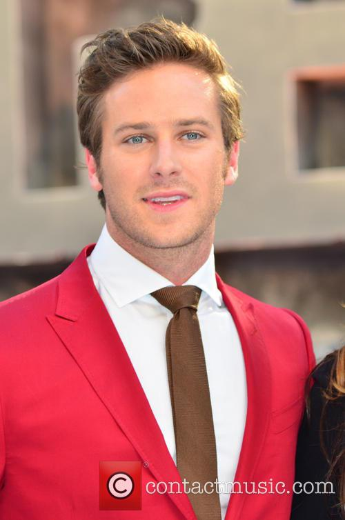 Armie Hammer and Elizabeth Chambers 4