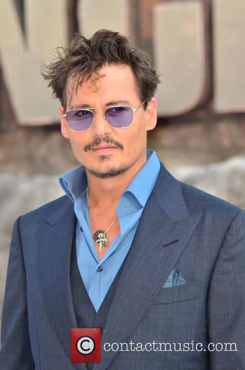 Johnny Depp, Disney