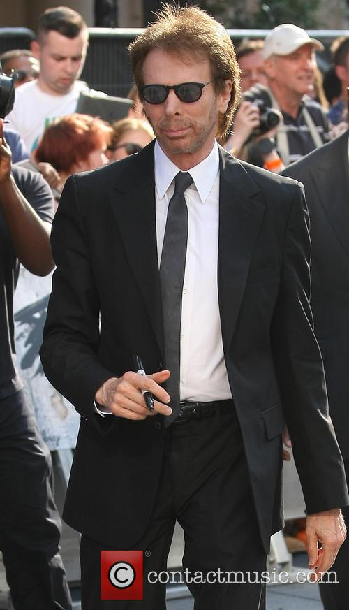 Jerry Bruckheimer shades