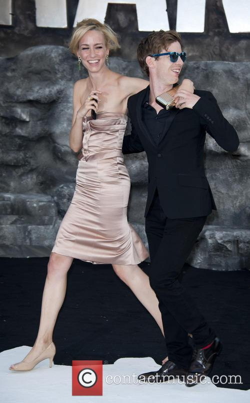 Ruta Gedmintas and Luke Treadaway 3