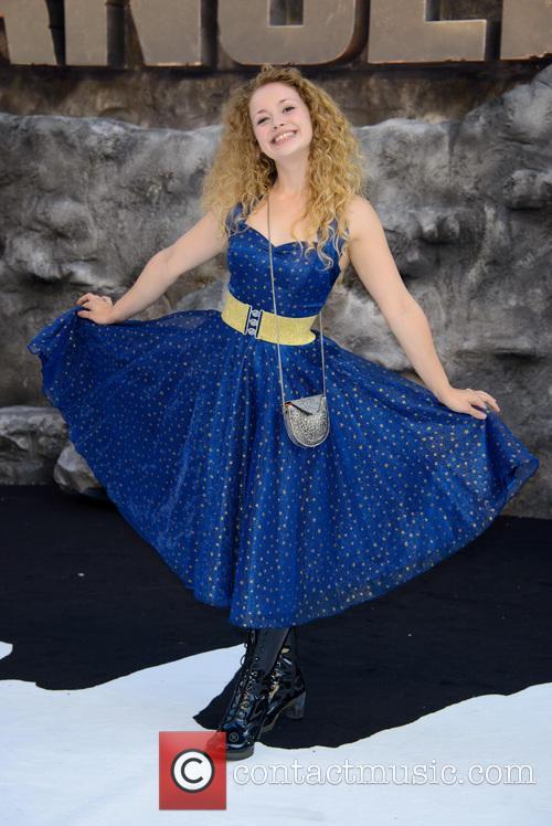 Carrie Fletcher 3
