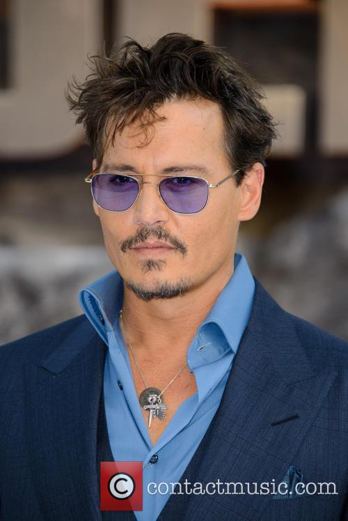Johnny Depp, Disney