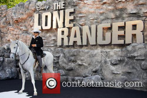 silver the horse disneys the lone ranger 3774624
