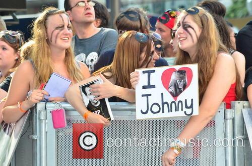 fans the lone ranger premiere 3774742
