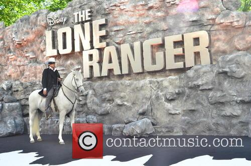 The Lone Ranger and Silver 2