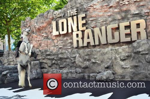 The Lone Ranger and Silver 3