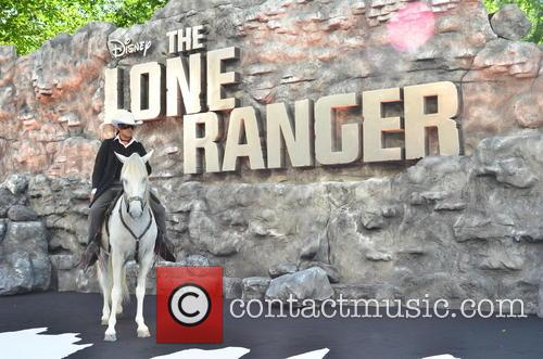 The Lone Ranger and Silver 4
