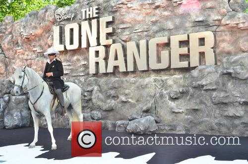 The Lone Ranger and Silver 6