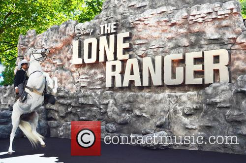 The Lone Ranger and Silver 7