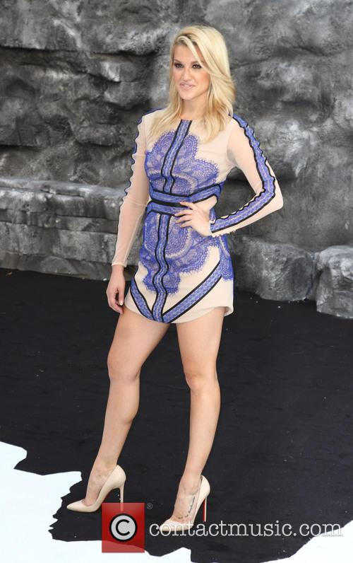Ashley Roberts, Odeon Leicester Square, Disney