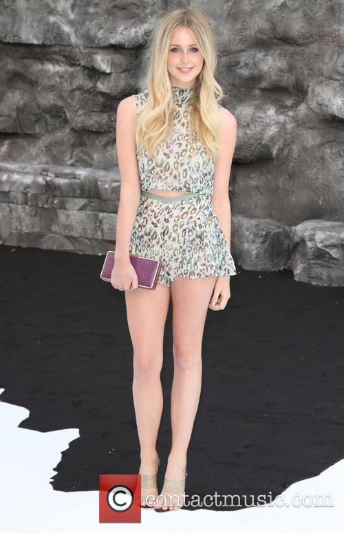 Diana VIckers, Odeon Leicester Square, Disney
