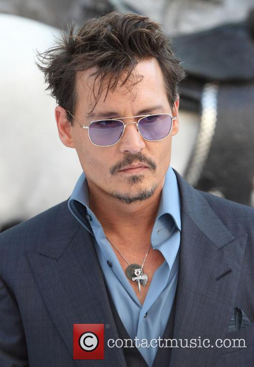 johnny depp uk premiere of the lone 3775096