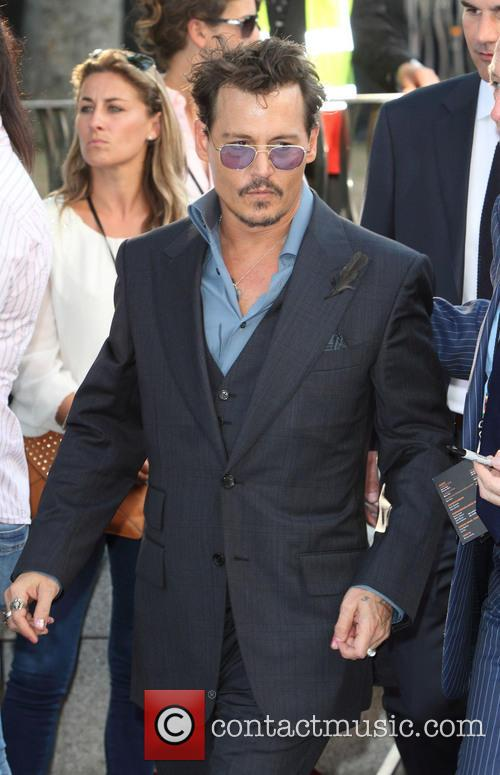 johnny depp uk premiere of the lone 3775116