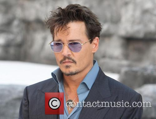 Johnny Depp, Odeon Leicester Square, Disney