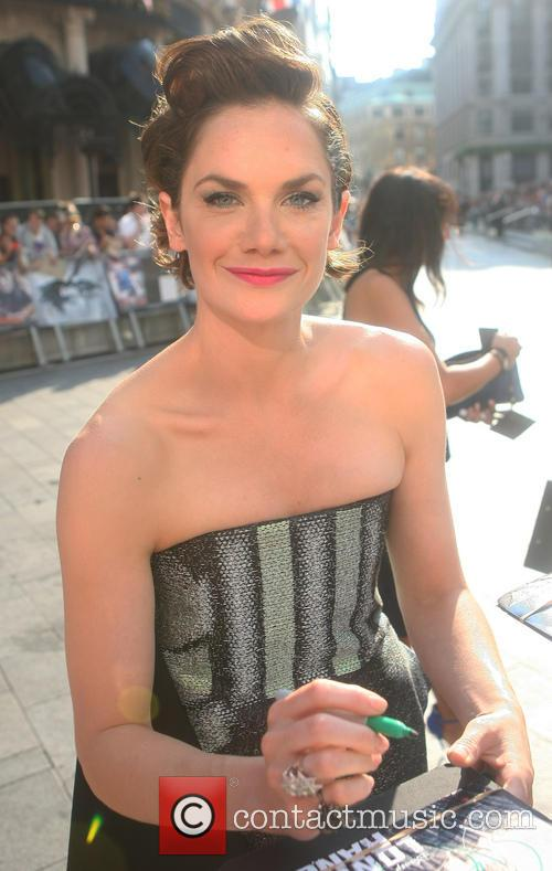 Ruth Wilson, Leicester Square, Disney