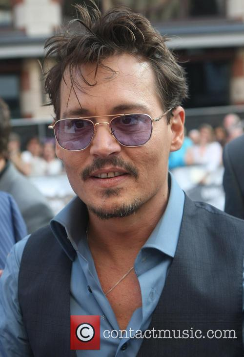 Johnny Depp, Leicester Square, Disney