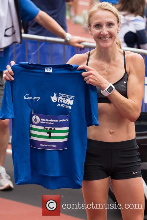 Paula Radcliffe 2
