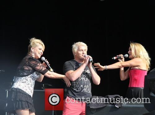 Bucks Fizz, Cheryl Baker, Jay Aston and Mike Nolan 11