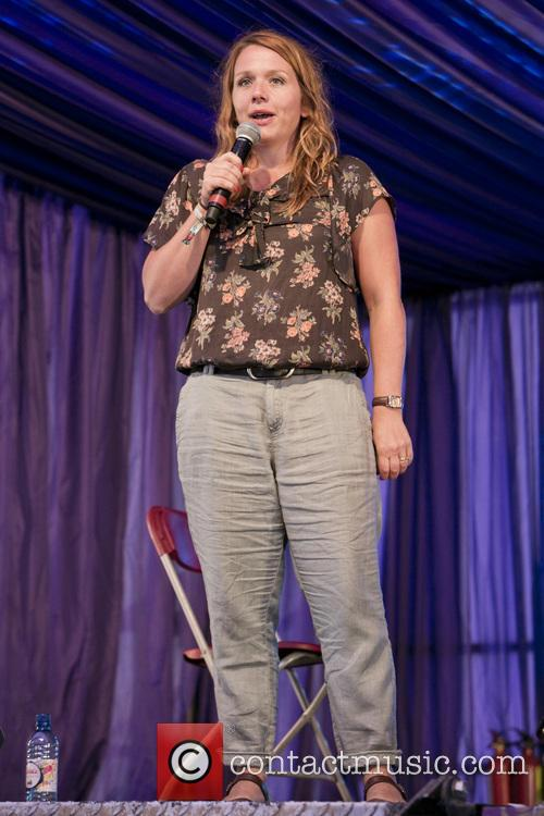 kerry godliman latitude festival final day 3775185