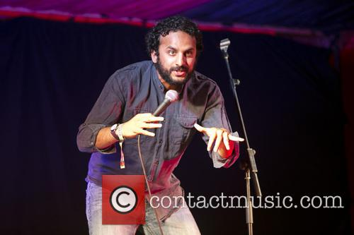 Nish Kumar will perform in the comedy tent