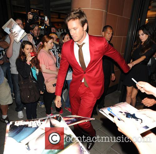 armie hammer elizabeth chambers the lone ranger afterparty 3775076