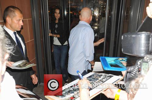 Bruce Willis and Emma Heming Willis 10