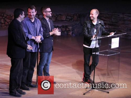 Darren Stein, Richard Bever, George Northy and Stephen Israel 6