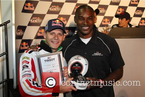Tyson Beckford and Stefan Bradl 4