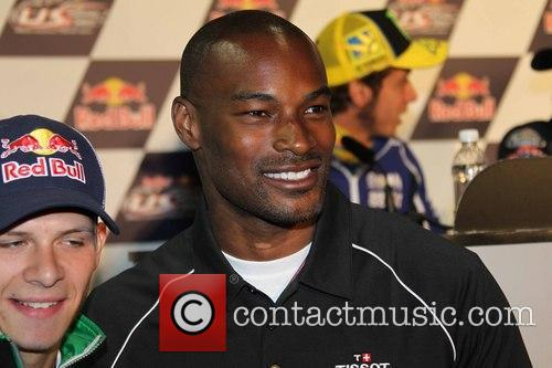 Tyson Beckford and Stefan Bradl 5