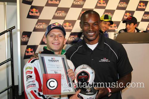 Stefan BRADL and Tyson Beckford 1