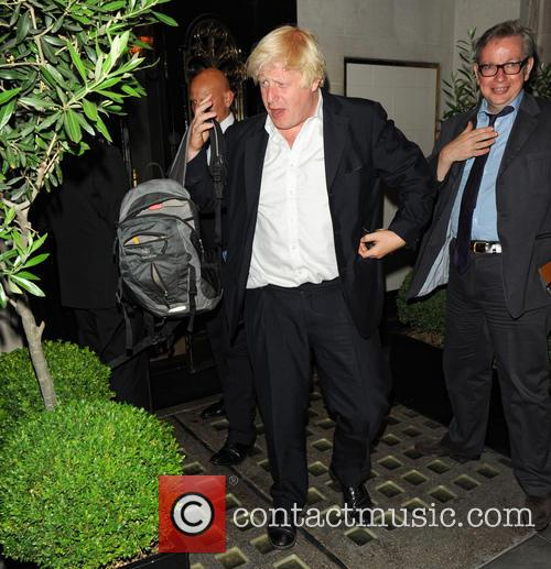 Boris Johnson and Guest 7