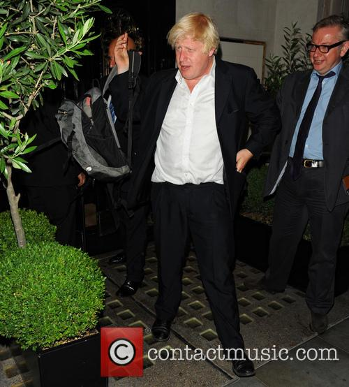 Boris Johnson and Guest 8