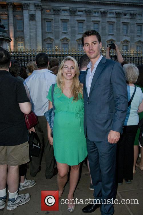 Buckingham Palace, Stephanie Wibom and Patrik Wibom 3