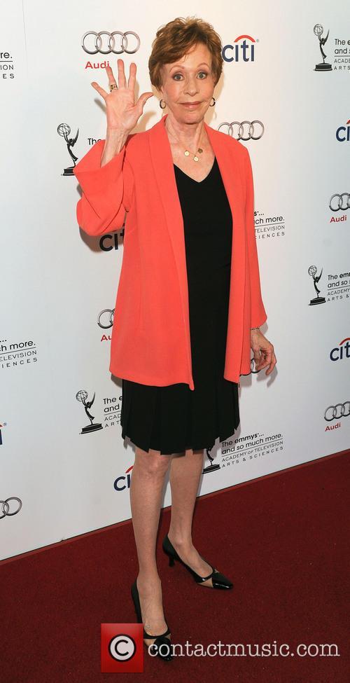 Carol Burnett, Television Academys Leonard H Goldenson Theatre